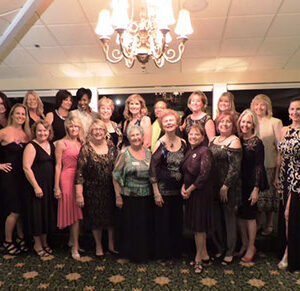 – Members of Soroptimist International of Stuart